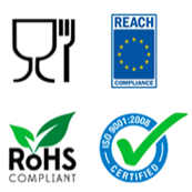 logos veiligheidsvoorschriften preventieschermen